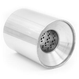 Пламегаситель коллекторный 110х140 D63