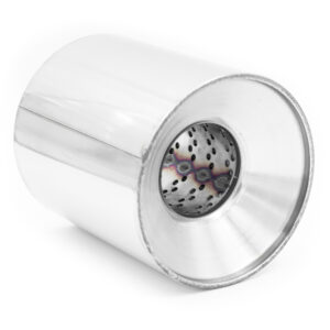 Пламегаситель коллекторный 128х120 D63