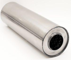 Пламегаситель 100xL330 d54 с диффузором