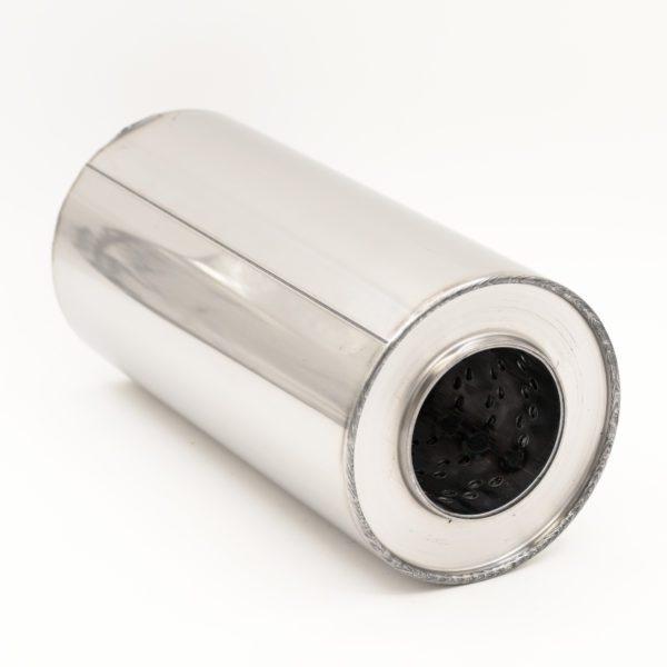 Пламегаситель 100xL210 d57 с диффузором