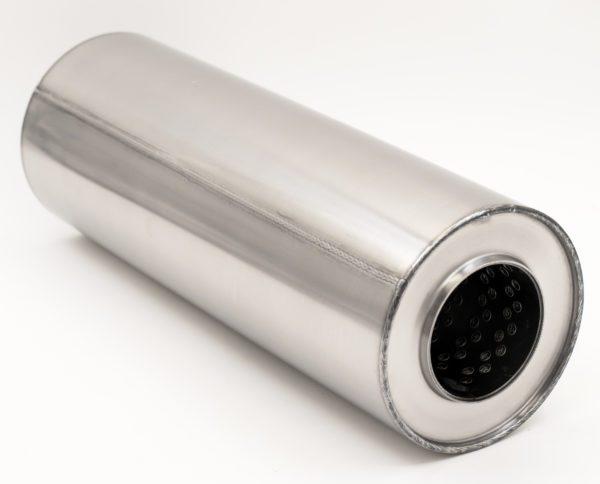 Пламегаситель 100xL290 d57 с диффузором
