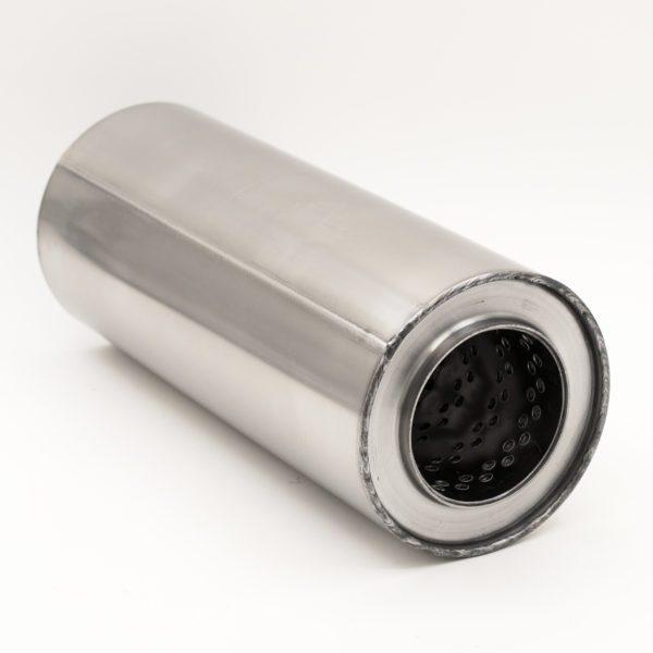 Пламегаситель 100xL290 d63 с диффузором