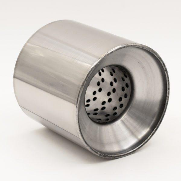 Пламегаситель коллекторный 100х100 d54