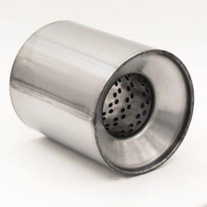 Пламегаситель коллекторный 100х120 d54