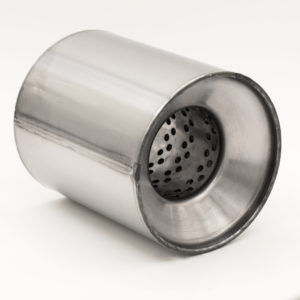 Пламегаситель коллекторный 100х130 d54