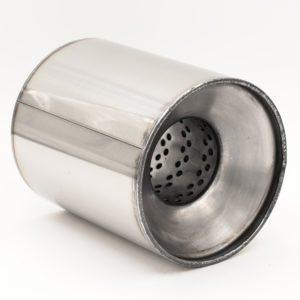 Пламегаситель коллекторный 110х130 d54