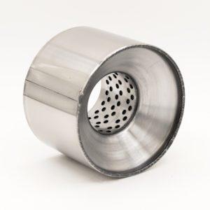 Пламегаситель коллекторный 110х80 d63