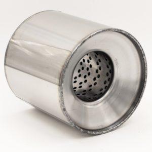 Пламегаситель коллекторный 120х120 d63