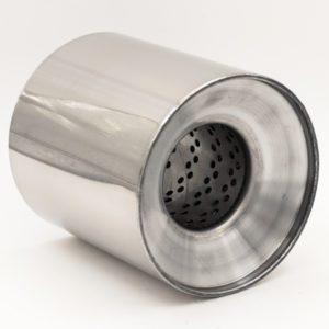 Пламегаситель коллекторный 120х130 d63