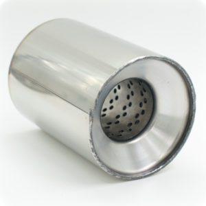 Пламегаситель коллекторный 100х140 d54