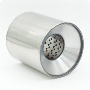 Пламегаситель коллекторный 110х120 d54