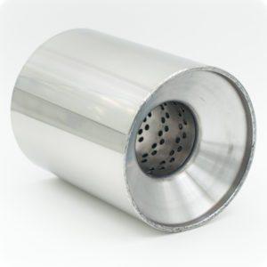 Пламегаситель коллекторный 110х140 d54