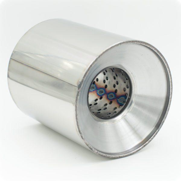 Пламегаситель коллекторный 128х150 d63