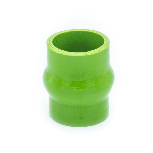 Патрубок силиконовый демпферный 51мм (2')