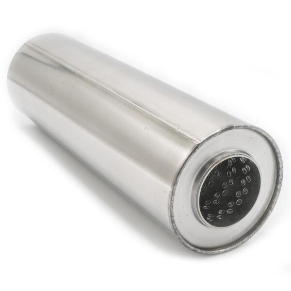 Пламегаситель D100xL330 D57 с диффузором