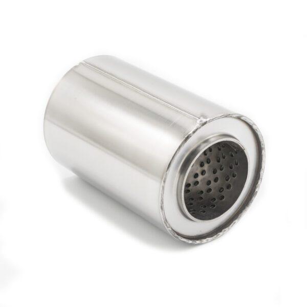 Пламегаситель 100xL330 d57 с диффузором
