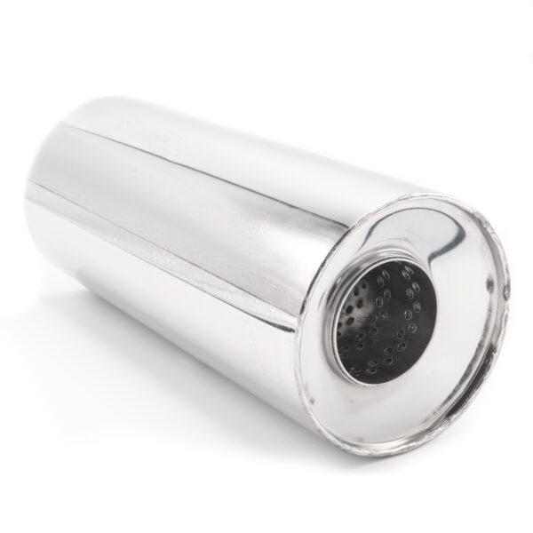 Пламегаситель 120xL290 d57 со смещением и диффузором