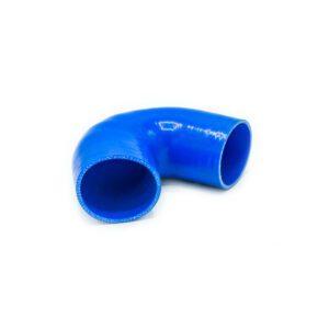 Патрубок силиконовый 76мм (3′) 135°