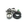 Электронная заслонка для глушителя 63 мм