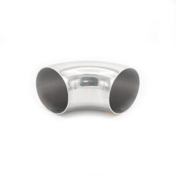 Отвод зеркальный 90* 63.5mm х 1.5mm aisi304