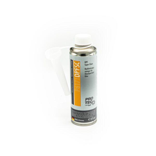 Очиститель сажевого фильтра/DPF Super Clean 375ml