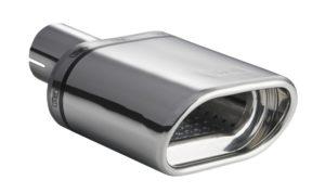 N1-21-1/55 Насадка на глушитель, нерж. сталь