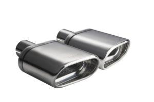 N1-21-1L/55 Насадка на глушитель, нерж. сталь