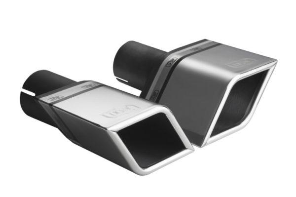 N1-37L*/55 Насадка на глушитель, нерж. сталь