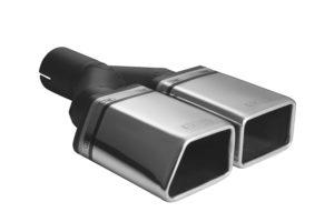 N2-45L*/55 Насадка на глушитель, нерж. сталь