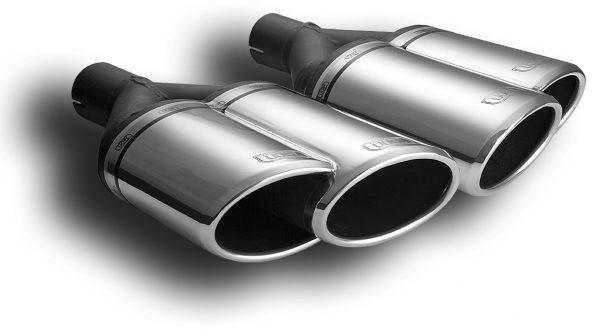 N2-56L*/55 Насадка на глушитель, нерж. сталь