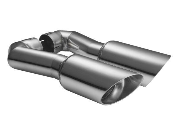 NX17-1.2  Насадка на глушитель, нерж. сталь