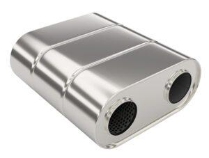 Глушитель управляемый DS1.480.63/57R