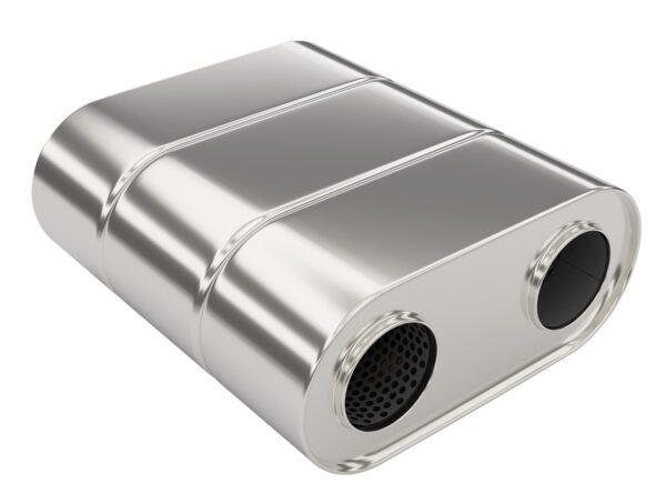 Глушитель прямоточный LS1.280.51/51R