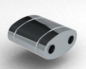 Глушитель управляемый DS2.280.63/57L