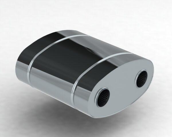 Глушитель управляемый DS2.280.76/63L