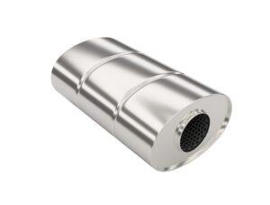 Глушитель прямоточный LS7.280.51-51