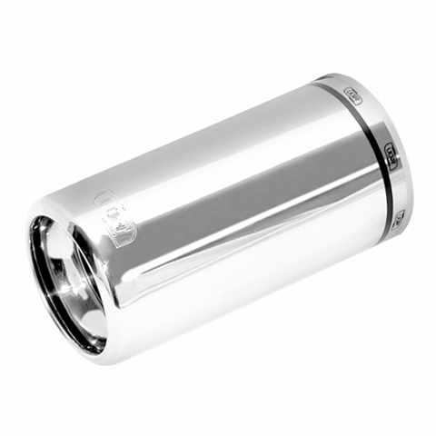 N07-1  Насадка на глушитель, нерж. сталь