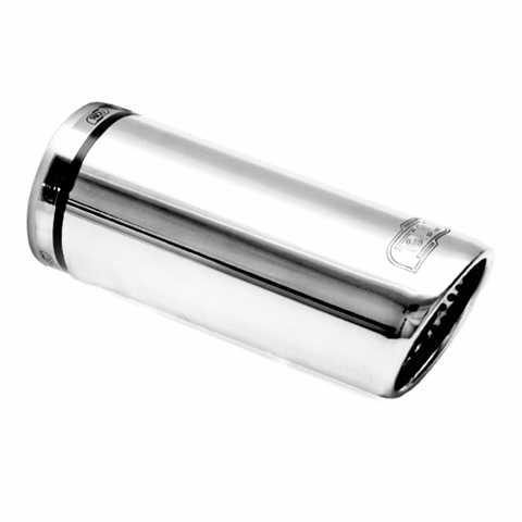 N90RS  Насадка на глушитель, нерж. сталь
